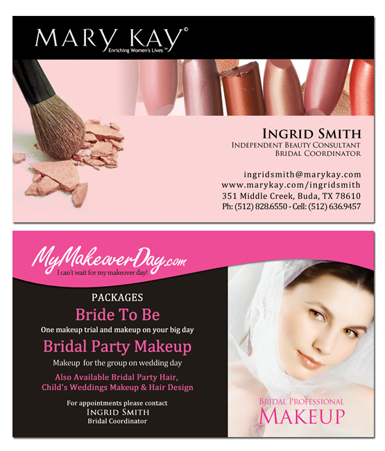 Graphics and website com mary kay business card mary kay business card colourmoves Gallery